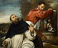 Giovanni Girolamo Savoldo - The Death of St. Peter Martyr - 2001.330 - Art Institute of Chicago.jpg