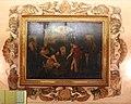 Giovanni bilivert, betsabea al bagno, con cornice di giovanni da san giovanni 02.JPG