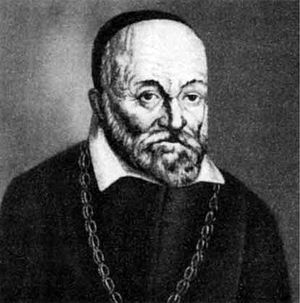 Hieronymus Fabricius - Girolamo Fabrizi d' Acquapendente