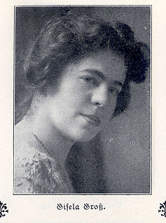 Gisella Grosz Hungarian pianist