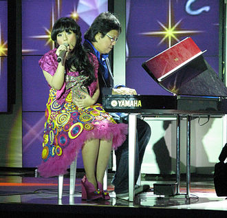 "Kidung Abadi - ""Kidung Abadi"" was written by father/daughter team Erwin and Gita Gutawa."