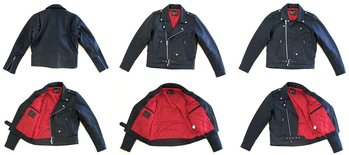 Chiodo (abbigliamento) - Wikipedia a20f0b1f1fe2