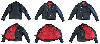 Leather jacket - leather jackets