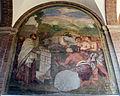 Giuseppe Nicola Nasini, lunette del chiostro di san niccolò del carmine, 14.JPG