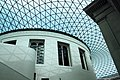 Glass and steel roof of the Great Court, British Museum, London - panoramio (2).jpg