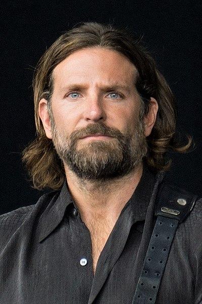 Bradley Cooper, American actor and filmmaker