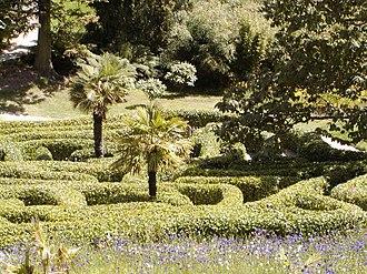 Glendurgan Garden - Image: Glendurgan Maze 01