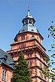 Glockenturm des Schloss Johannisburg in Aschaffenburg.JPG