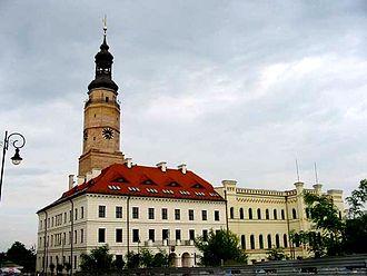 Głogów - Town Hall