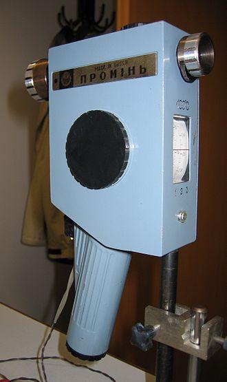 Pyrometer - An optical pyrometer