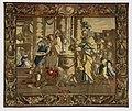 Gobelin in de Burgerzaal- De reeks van Aeneas en Dido. Het offer van Dido aan Juno. T3 - Nijmegen - 20421786 - RCE.jpg