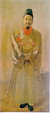 Gojong-King of Korea-by.Hubert Vos-1898.jpg