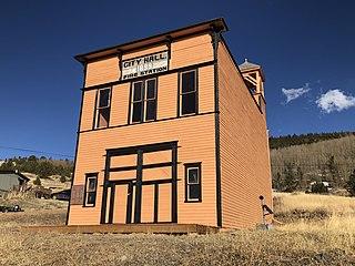 Goldfield, Colorado Census Designated Place in Colorado, United States