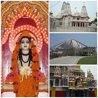 Gorakhpur City in Uttar Pradesh, India