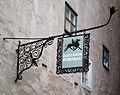Gotlands Museum (Fornsalen) gamla skylten (7).JPG