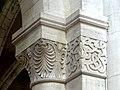 Gournay-en-Bray (76), collégiale St-Hildevert, nef, chapiteaux du 4e pilier libre du nord, côté ouest.jpg