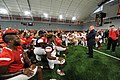 Governor Visits University of Maryland Football Team (36114198693).jpg
