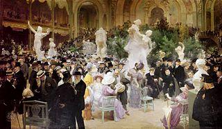 Un vendredi au Salon des Artistes français