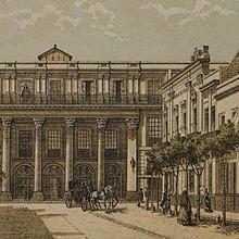 Gran teatro nacional wikipedia la enciclopedia libre for La casa de los azulejos leyenda