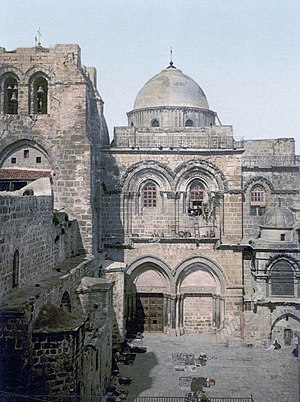 Greek Orthodox Patriarch of Jerusalem - Church of the Holy Sepulchre