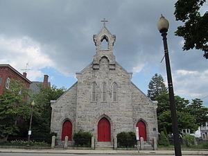 Grace Episcopal Church (Lawrence, Massachusetts) - Grace Episcopal Church