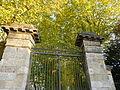 Gradignan, Portail du Domaine de Laurenzane.JPG