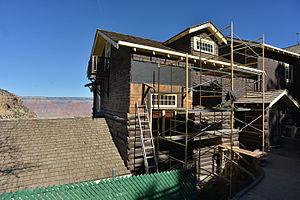 Kolb Studio - Restoration work