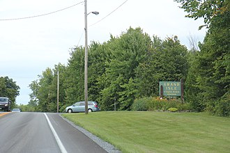 Grand Isle State Park (Vermont) - Image: Grand Isle State Park Entrance 2