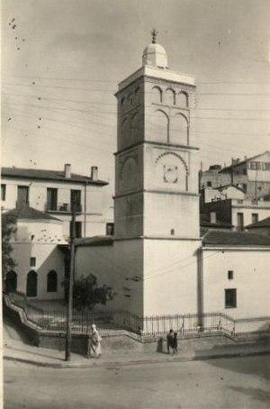 Mascara, Algeria - Grande Mosque