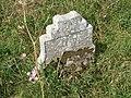 Gravestone, St Andrew's graveyard, Miningsby - geograph.org.uk - 555443.jpg
