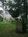 Gravestone of Harriet Staunton, St George's, Beckenham - geograph.org.uk - 2140887.jpg
