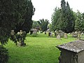 Graveyard of St. Mary's, Linton - geograph.org.uk - 457352.jpg
