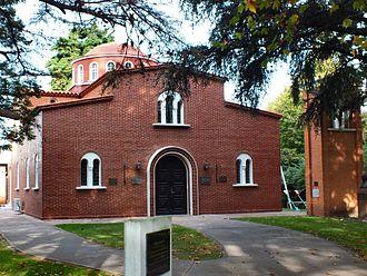 Greek Uruguayans - Greek Orthodox Church in Montevideo.