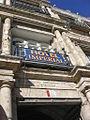 Greek inscriptions over Hotel Imperial entrance.JPG