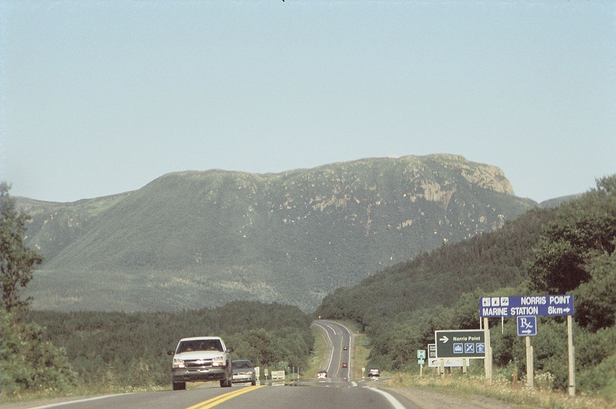 Newfoundland and Labrador Route 430 Wikipedia