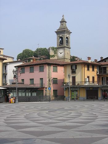 Grumello del monte, Bergamo, Italia
