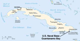 Timeline of Guantánamo Bay