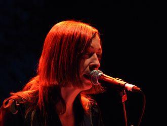 Gudrun Gut - Gudrun Gut performing in 2010