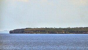 Santa Fe, Cebu - Image: Guintacan Island