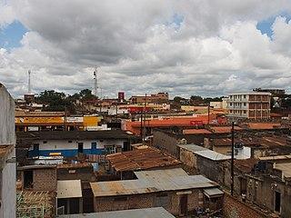 Gulu Municipality in Uganda