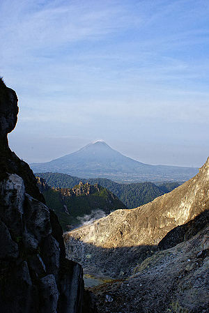 Mount Sinabung - Mount Sinabung, March 20, 2010.