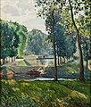 Gustaf Albert - Le Canal du Midi, paysage d'été.jpg