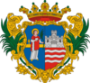 Coat of arms of Győr