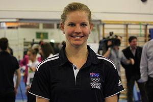 Janine Murray - Janine Murray at the Australian Institute of Sport