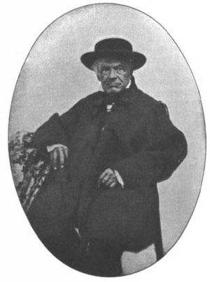 Heinrich Hössli - Heinrich Hössli in later years