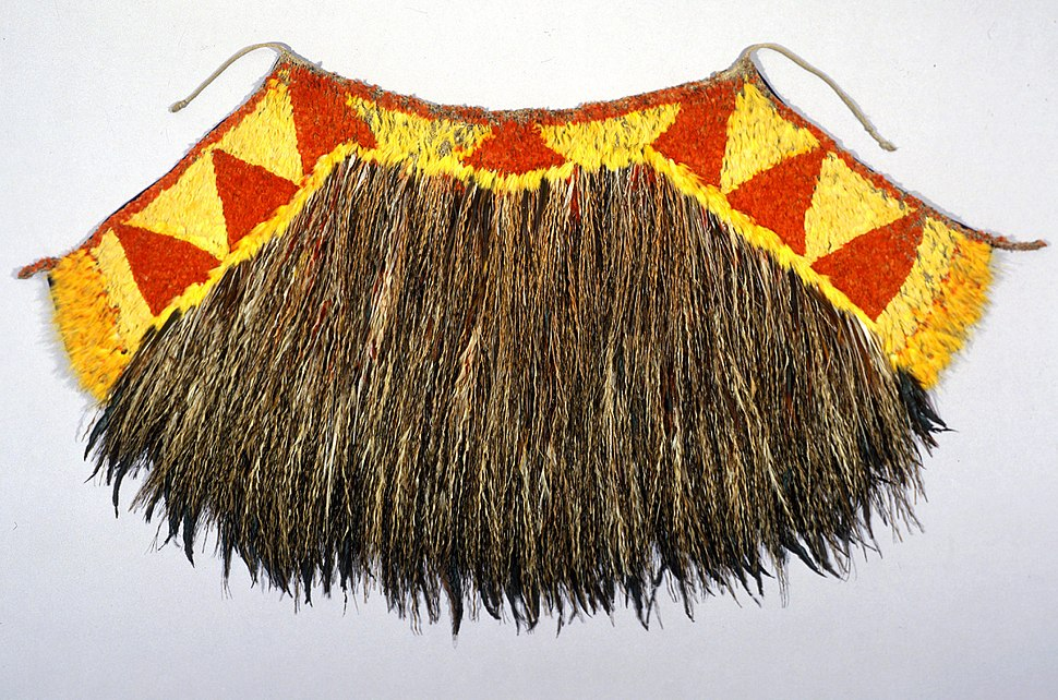H000104- Feather Cape