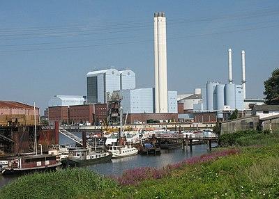 Picture of Kraftwerk Tiefstack