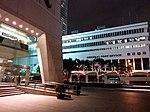 HK 中環 Central 怡和大厦 Jardine House nearby GPO building January 2019 SSG 10.jpg