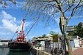 HK 長洲 Cheung Chau 北社海傍路 Pak She Praya Road 長洲避風塘 Typhoon Shelter May 2018 IX2 21.jpg