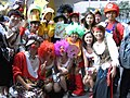 HK Central Chater Road Sunday party group 003 Oct-2012.JPG